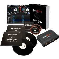 RANE Serato SL4 interfaccia audio usb per dj