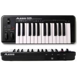 ALESIS Q25 tastiera e controller Usb a 25 tasti