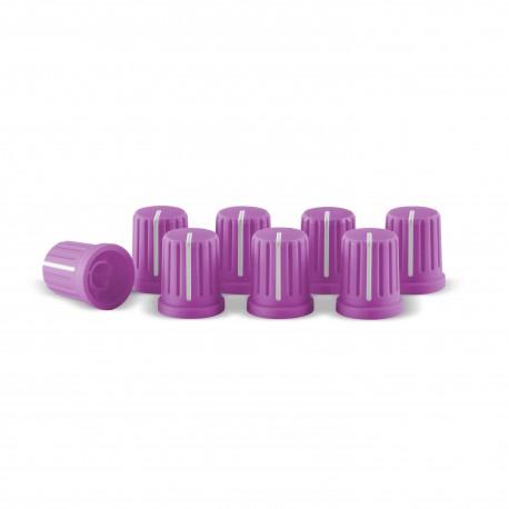 RELOOP Knob set Purple knob colorati viola
