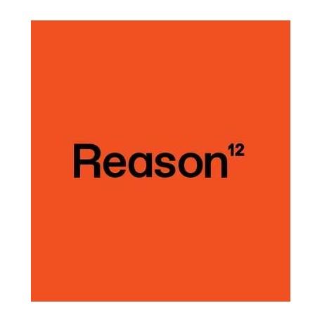 REASON STUDIOS REASON 12 Suite daw per la produzione musicale (boxed)