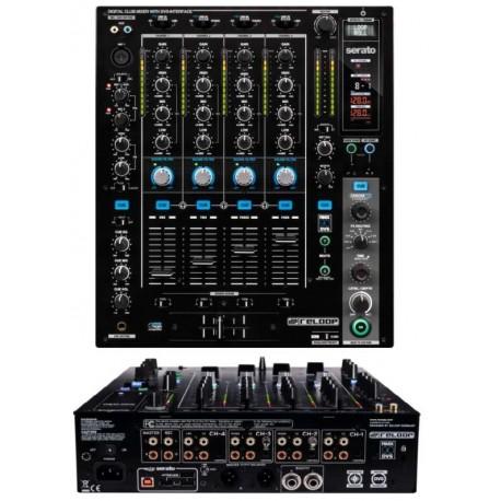 RELOOP RMX90 DVS mixer 4 canali per dj