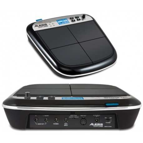 ALESIS SAMPLEPAD superfice a 4 pad con lettore sd card
