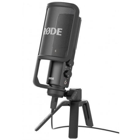 RODE NT-USB microfono cardioide a gradiente di pressione USB