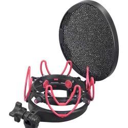 Rycote Invision Studio Kit sospensione professionale e filtro antipop