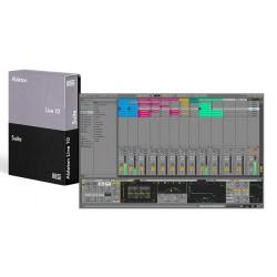 ABLETON Live 10 Suite software per produzioni audio