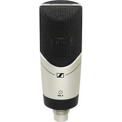 SENNHEISER MK4 microfono cardioide a condesatore per voce e strumenti