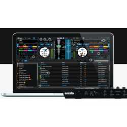 SERATO DJ PRO software MacOS / Windows per mixaggio digitale (codici di attivazione)