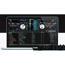 SERATO DJ software MacOS / Windows per mixaggio digitale (codici di attivazione)