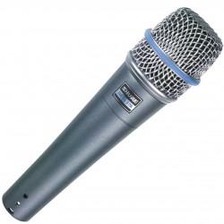 SHURE Beta 57A microfono dinamico supercardioide per voce e strumenti
