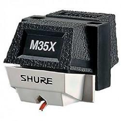 SHURE M35 X testina con puntina sferica