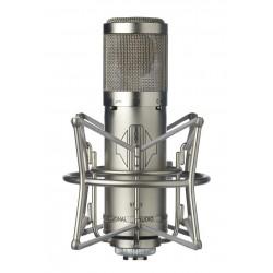 SONTRONICS STC2 Silver microfono a condensatore da studio a diagramma largo