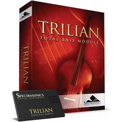 SPECTRASONICS Trilian Total Bass Module virtual instrument multi-formato