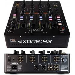 ALLEN & HEATH XONE 43 mixer analogico a 4 canali per dj