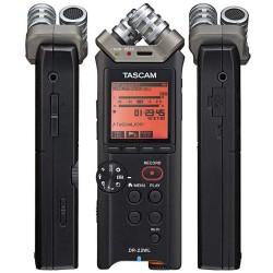 TASCAM DR22WL registratore pcm lineare portatile con wifi