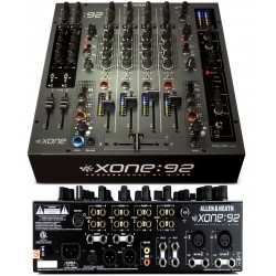 ALLEN & HEATH Xone 92 Black dj/club mixer professionale