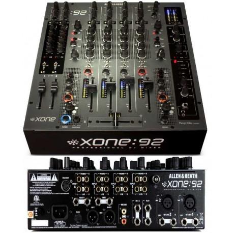 ALLEN & HEATH Xone 92 Black dj/club mixer professionale