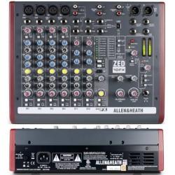 ALLEN & HEATH ZED 10 FX mixer usb 10 canali con effetti