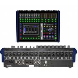 TOPP PRO T2208 mixer digitale 22 input 16 preamp microfonici
