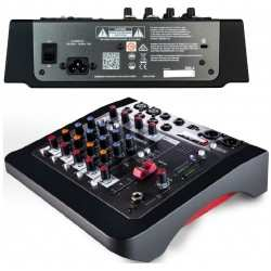 ALLEN & HEATH ZEDi 8 mixer con interfaccia audio 2 in/ 2 out usb