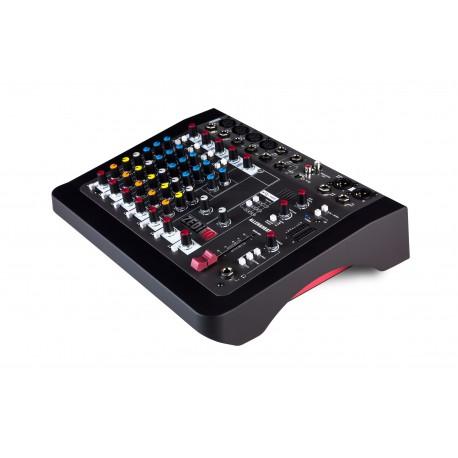 ALLEN & HEATH ZEDi 10 mixer con interfaccia audio USB 4in/4out