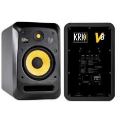 KRK V8 S4 Black monitor da studio attivo