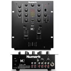 NUMARK M2 mixer 2 canali per dj