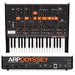 KORG ARP Odyssey sintetizzatore analogico duofonico.