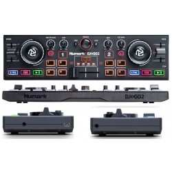 NUMARK DJ2GO2 controller per dj con interfaccia audio
