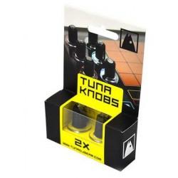 PEPPERDECKS TUNA dj gear 2 pack coppia di manopole per tablet e smartphone