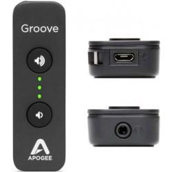 APOGEE Groove convertitore digitale/analogico e amplificatore portatile per cuffie