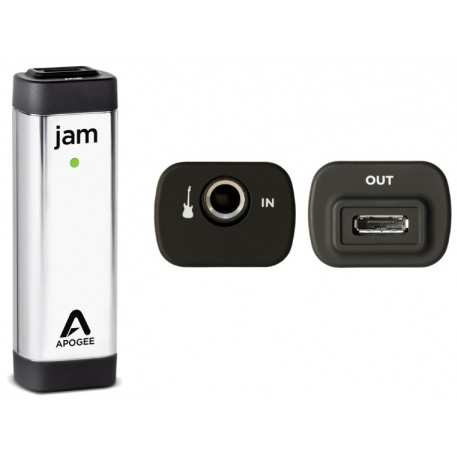 APOGEE JAM 96K interfaccia audio per iPad iPhone e Mac