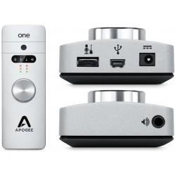 APOGEE One interfaccia audio 2in / 2out USB per MAC/Windows/iOS