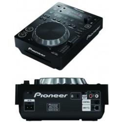 PIONEER DJ CDJ-350 k blackplayer multimediale con supporto rekordbox - secondamano