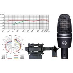 AKG C3000 microfono da studio / liveset